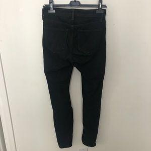 Old Navy Jeans - old navy black skinny jeans